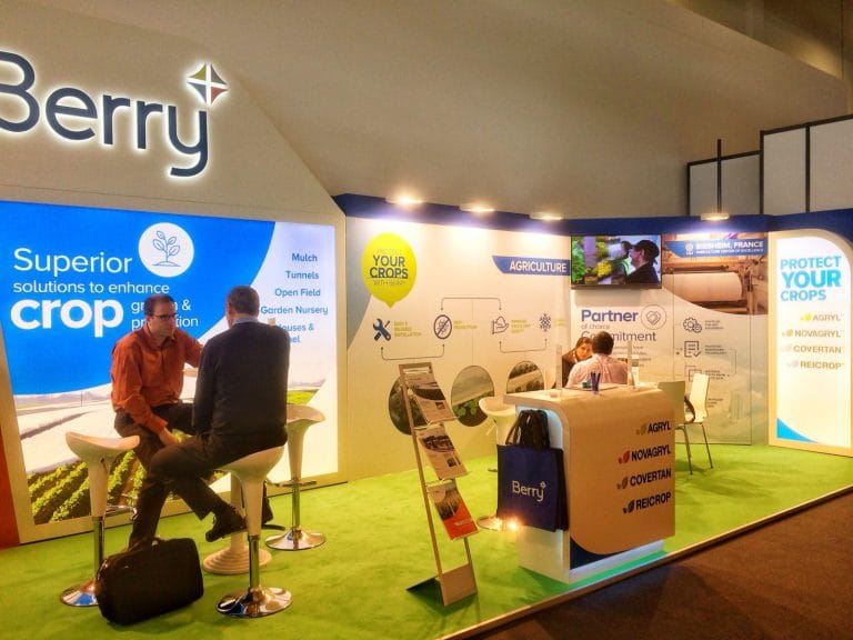Agriculture solutions shown at Fruit Logistica