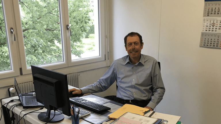 Meet the Agriculture team: Jean-Pierre Caille