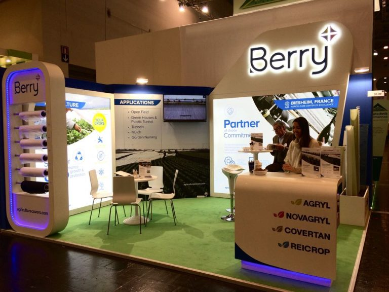 Berry Agriculture joins royalty at IPM